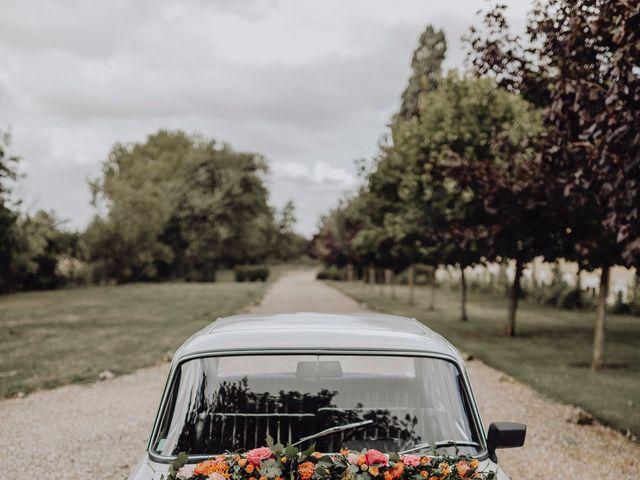 Le mariage de Hans et Mélanie à Fontenay-en-Vexin, Eure 103