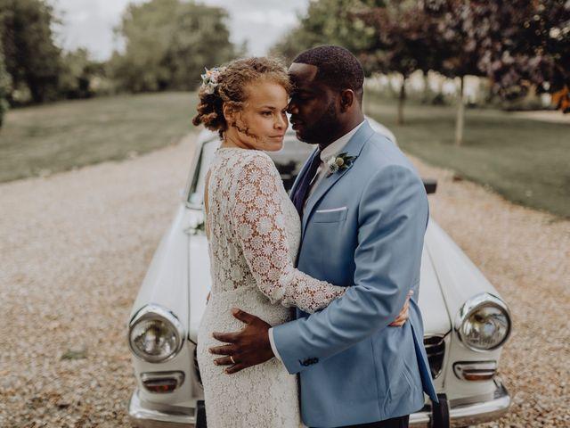Le mariage de Hans et Mélanie à Fontenay-en-Vexin, Eure 105