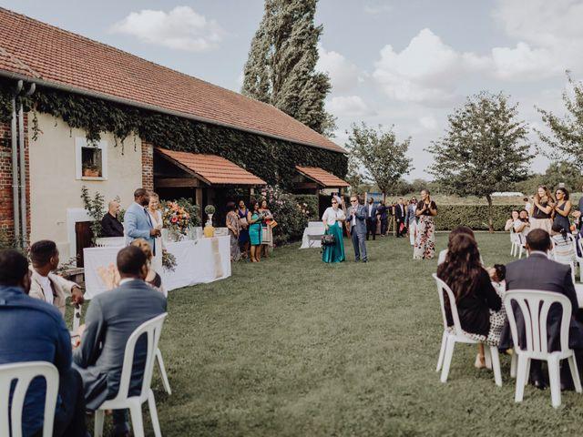 Le mariage de Hans et Mélanie à Fontenay-en-Vexin, Eure 113