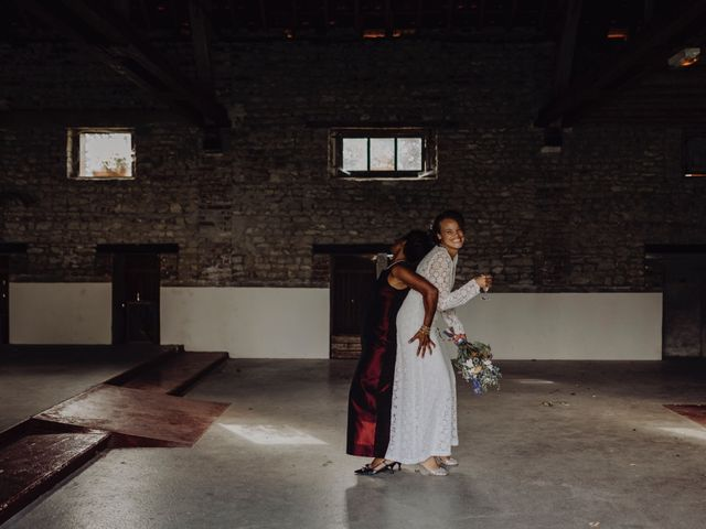 Le mariage de Hans et Mélanie à Fontenay-en-Vexin, Eure 114
