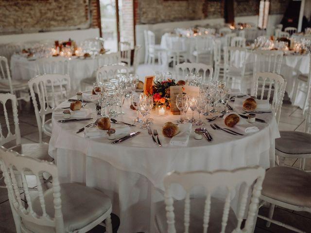 Le mariage de Hans et Mélanie à Fontenay-en-Vexin, Eure 121