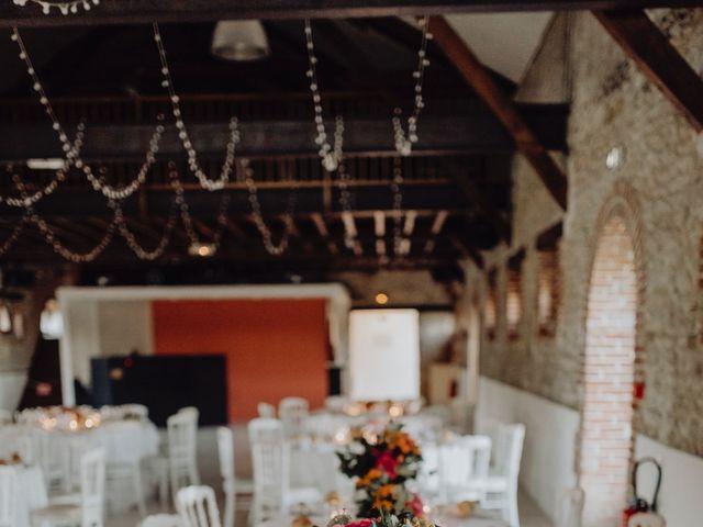 Le mariage de Hans et Mélanie à Fontenay-en-Vexin, Eure 124