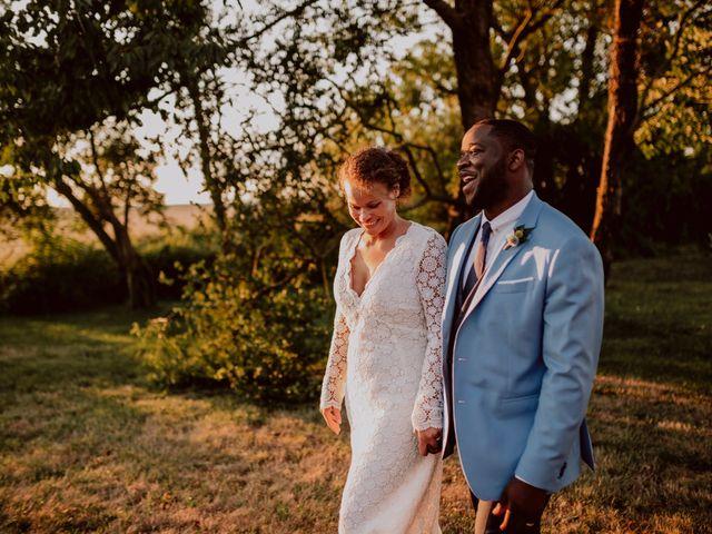 Le mariage de Hans et Mélanie à Fontenay-en-Vexin, Eure 127