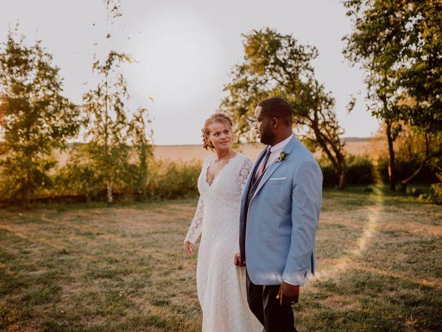 Le mariage de Hans et Mélanie à Fontenay-en-Vexin, Eure 128