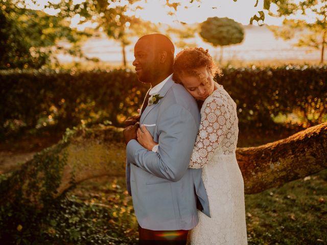 Le mariage de Hans et Mélanie à Fontenay-en-Vexin, Eure 136
