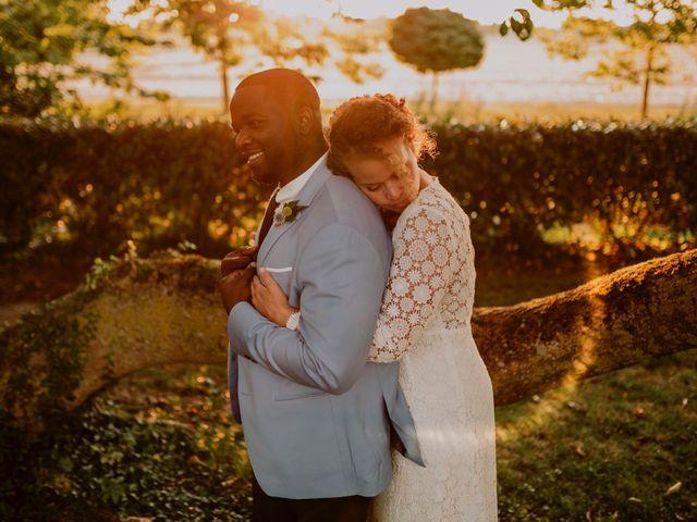 Le mariage de Mélanie et Hans