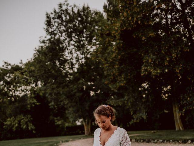 Le mariage de Hans et Mélanie à Fontenay-en-Vexin, Eure 149