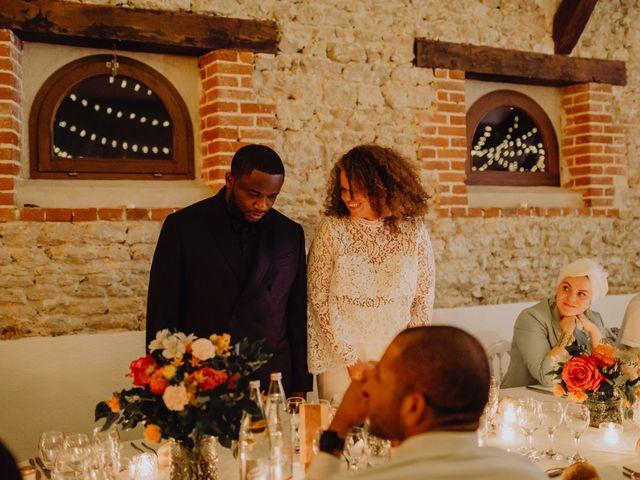 Le mariage de Hans et Mélanie à Fontenay-en-Vexin, Eure 160