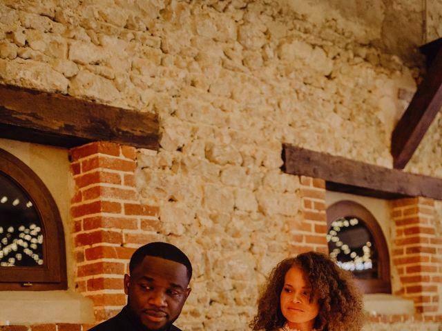 Le mariage de Hans et Mélanie à Fontenay-en-Vexin, Eure 161