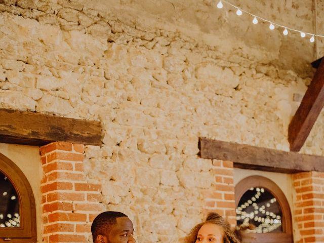 Le mariage de Hans et Mélanie à Fontenay-en-Vexin, Eure 166