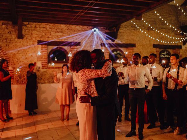 Le mariage de Hans et Mélanie à Fontenay-en-Vexin, Eure 181