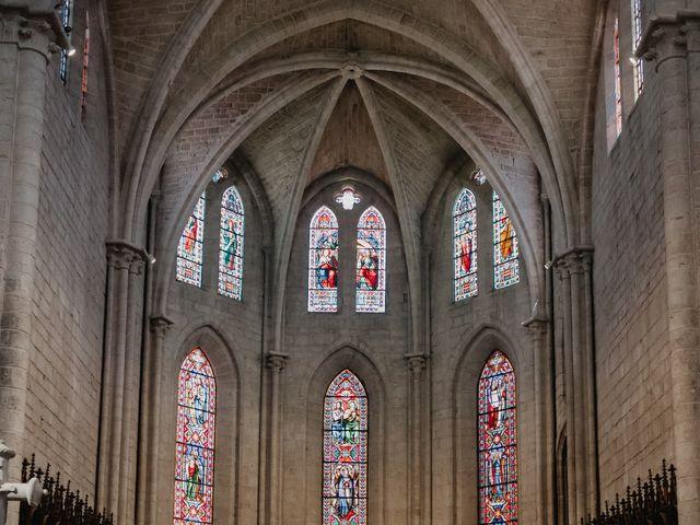 Le mariage de Jérémy et Laura à Champdieu, Loire 22