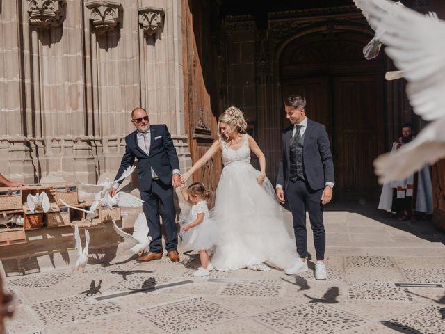 Le mariage de Jérémy et Laura à Champdieu, Loire 27