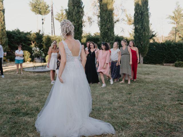 Le mariage de Jérémy et Laura à Champdieu, Loire 32