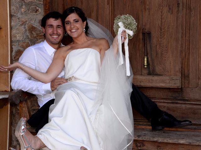 Le mariage de Elorri et Guillaume