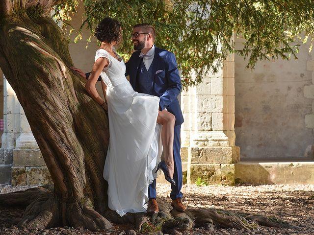 Le mariage de Lysiane et Antoine