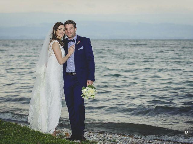 Le mariage de Marc et Catherine à Sciez, Haute-Savoie 13