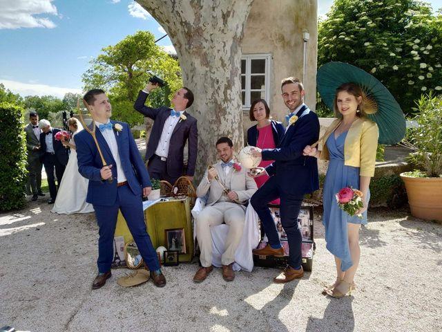 Le mariage de Nicolas et Adèle à Puyricard, Bouches-du-Rhône 8