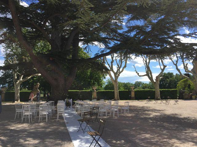 Le mariage de Nicolas et Adèle à Puyricard, Bouches-du-Rhône 15