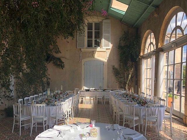 Le mariage de Nicolas et Adèle à Puyricard, Bouches-du-Rhône 1