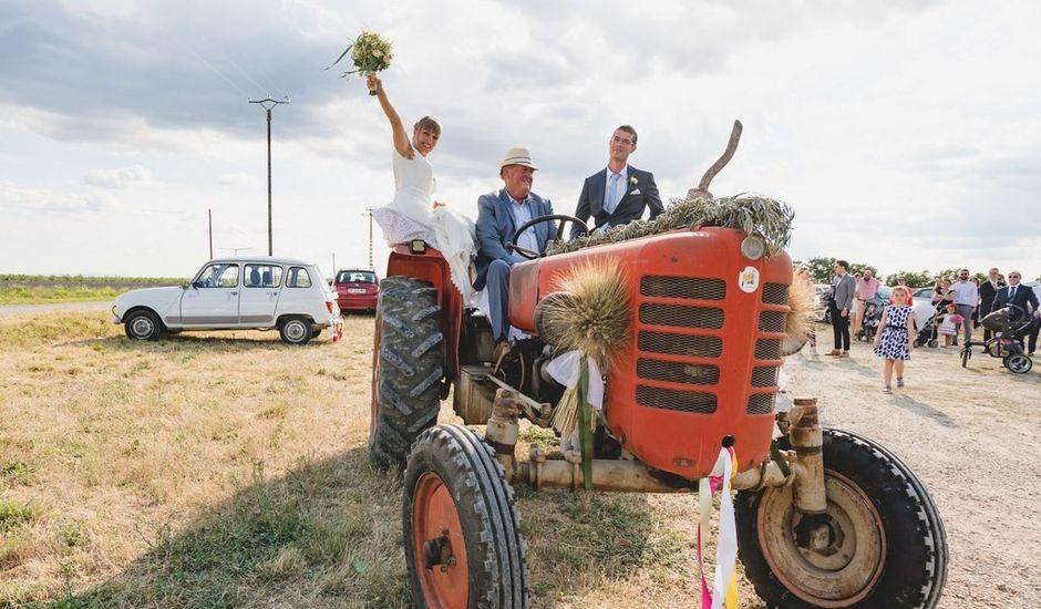 Le mariage de Romain et Caroline  à Puimoisson, Alpes-de-Haute-Provence