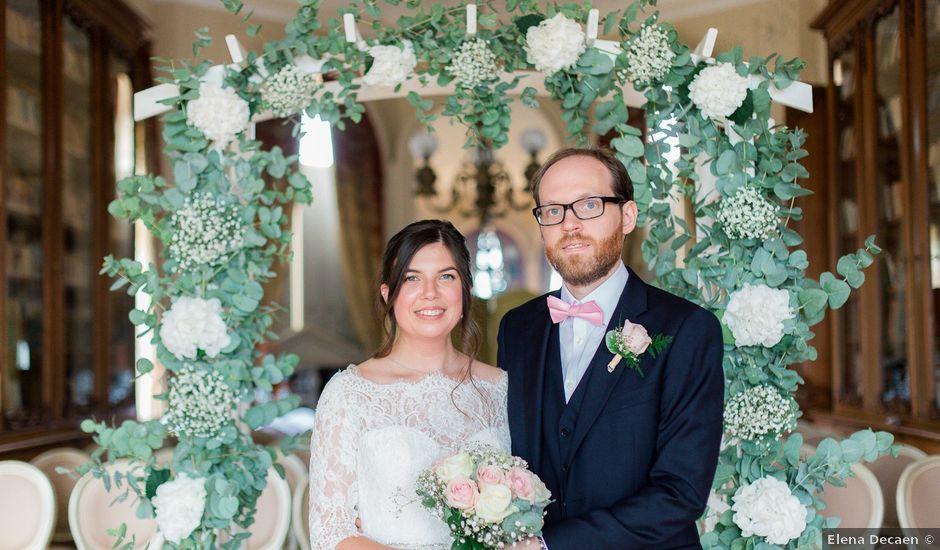 Le mariage de Antoine et Alina à Paris, Paris