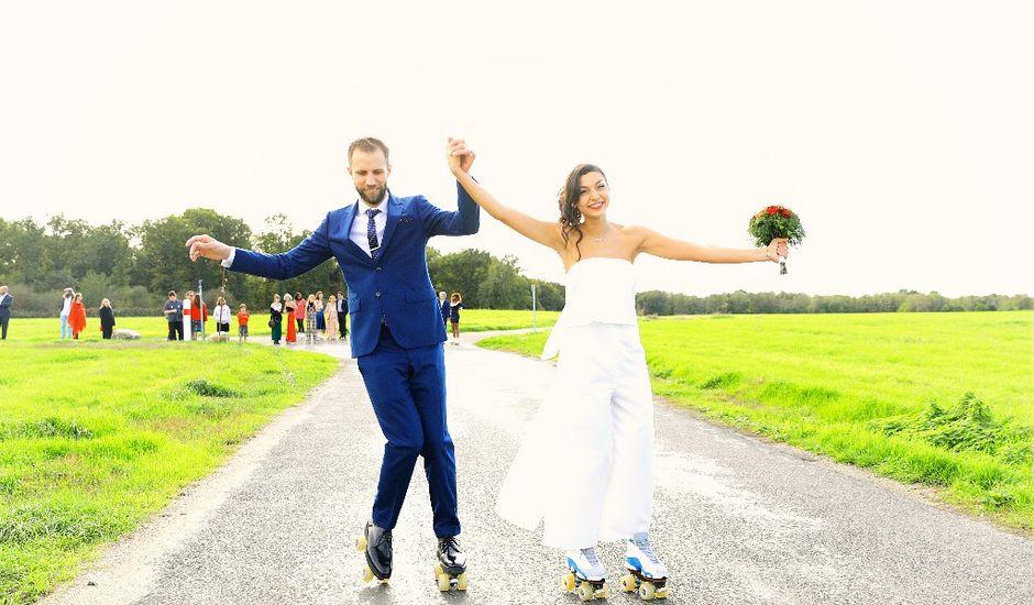 Le mariage de Florian et Najete à Orléans, Loiret