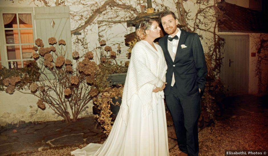 Le mariage de Oswald et Manon à Romainville, Seine-Saint-Denis