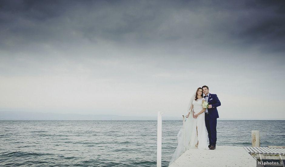 Le mariage de Marc et Catherine à Sciez, Haute-Savoie