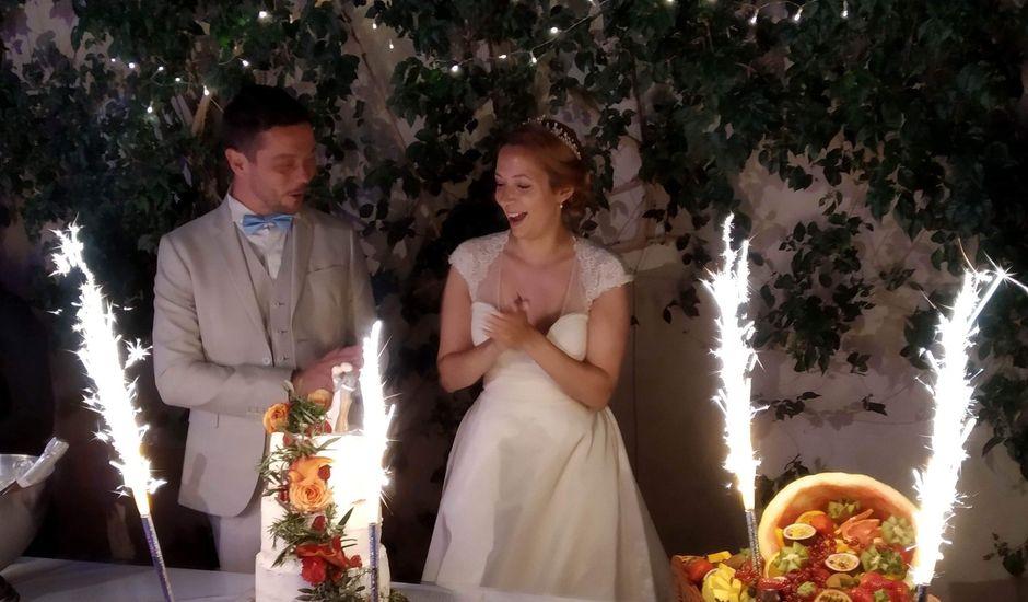 Le mariage de Nicolas et Adèle à Puyricard, Bouches-du-Rhône