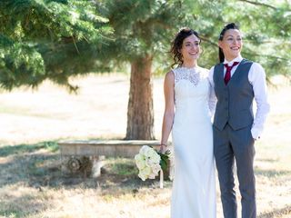 Le mariage de Séverine et Laetitia