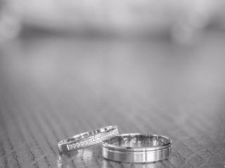 Le mariage de Pauline et Romain 1