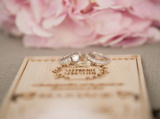 Le mariage de Stéphanie et Sébastien 1