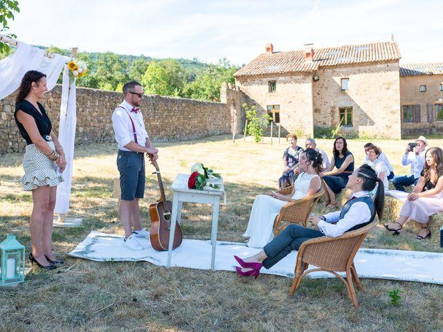 Le mariage de Laetitia et Séverine à Lyon, Rhône 19