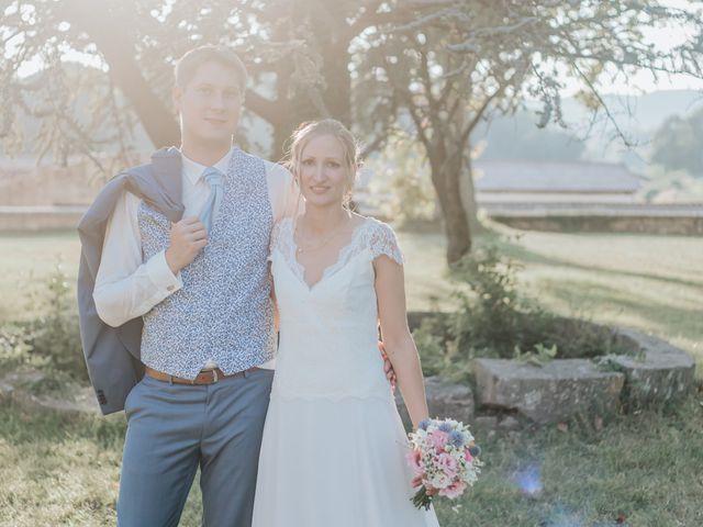 Le mariage de Johanna et Dorian