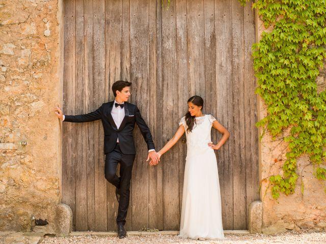 Le mariage de Thomas et Barbara à Flassans-sur-Issole, Var 15