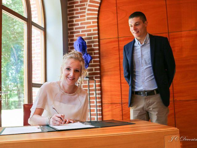 Le mariage de Romain et Amélie à Roncq, Nord 4