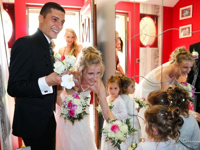Le mariage de Romain et Amélie à Roncq, Nord 14