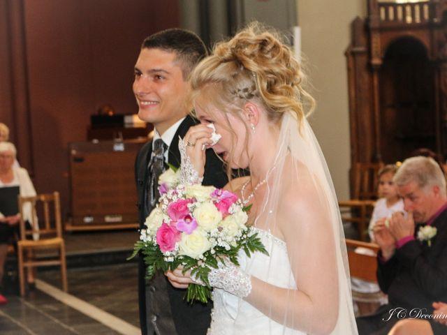 Le mariage de Romain et Amélie à Roncq, Nord 16