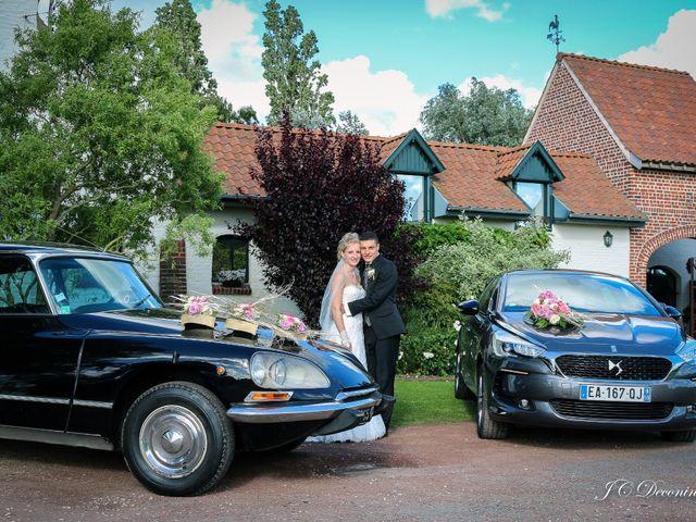 Le mariage de Romain et Amélie à Roncq, Nord 30