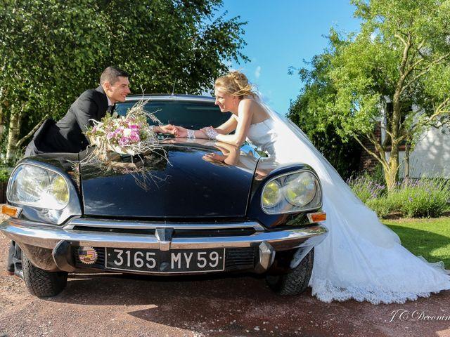 Le mariage de Romain et Amélie à Roncq, Nord 31