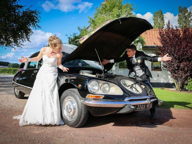 Le mariage de Romain et Amélie à Roncq, Nord 34