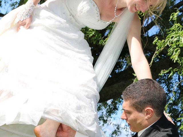 Le mariage de Romain et Amélie à Roncq, Nord 41