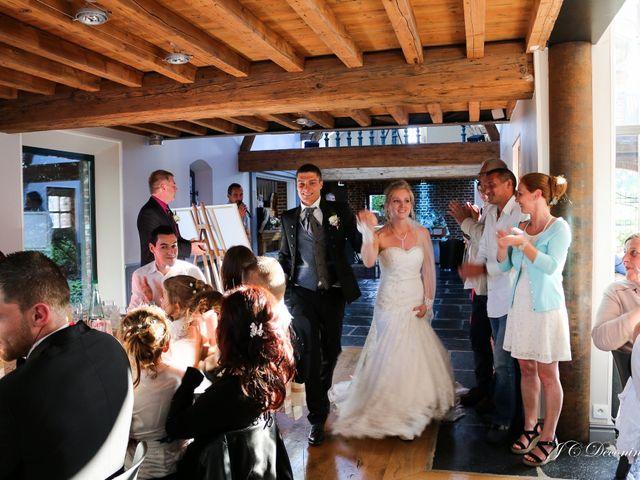 Le mariage de Romain et Amélie à Roncq, Nord 46
