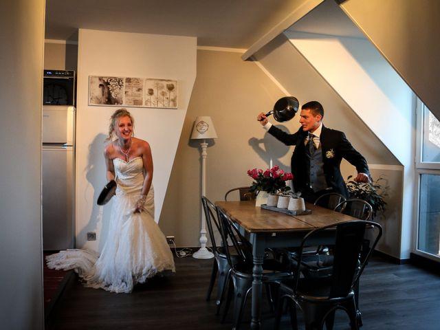 Le mariage de Romain et Amélie à Roncq, Nord 54