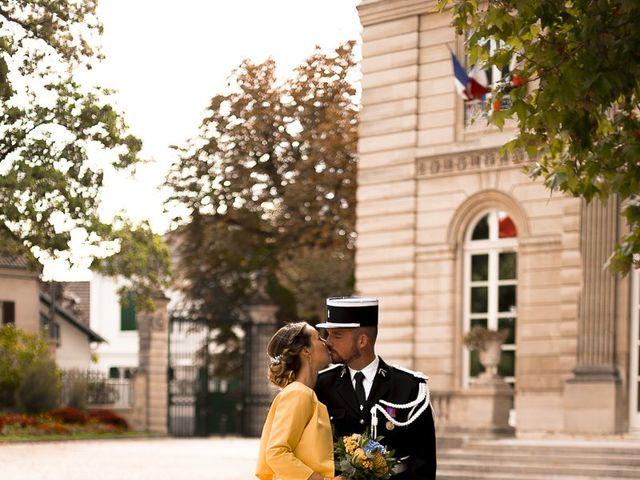 Le mariage de Loraine et Guillaume à Montmorency, Val-d'Oise 8