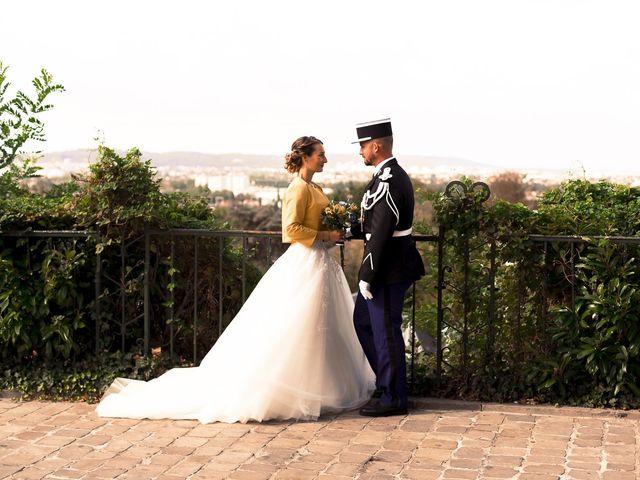 Le mariage de Loraine et Guillaume à Montmorency, Val-d'Oise 10