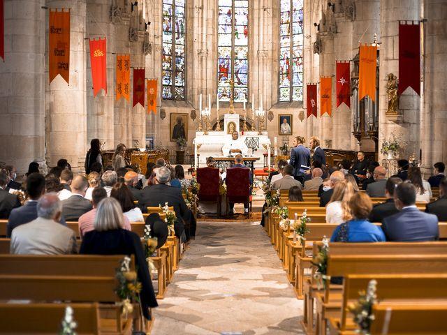 Le mariage de Loraine et Guillaume à Montmorency, Val-d'Oise 11