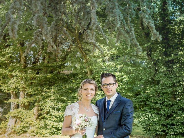 Le mariage de Romain et Pauline à Saint-Léger-sous-Cholet, Maine et Loire 8