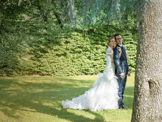 Le mariage de Romain et Pauline à Saint-Léger-sous-Cholet, Maine et Loire 9
